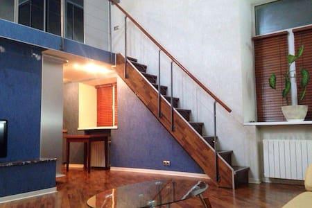 Двухуровневая квартира в центре - Apartemen
