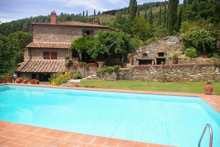 OASIS OF RELAX in TUSCANY WITH POOL - Castiglion Fiorentino