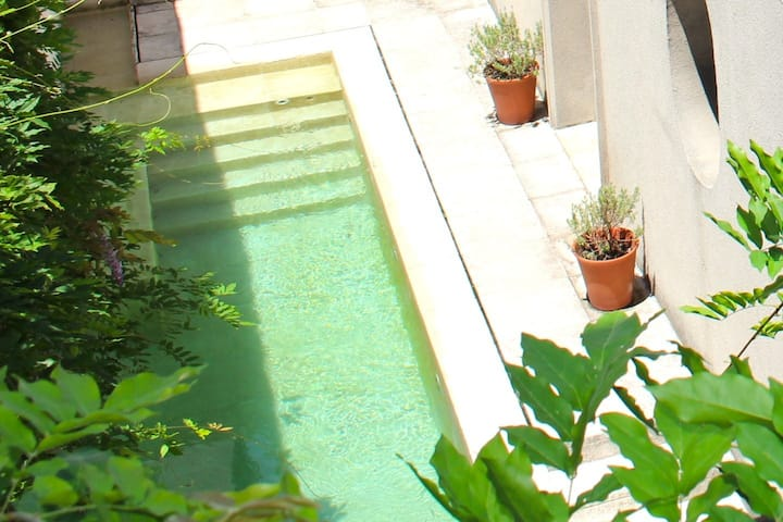 Luxury House with Swimming Pool in San Telmo core