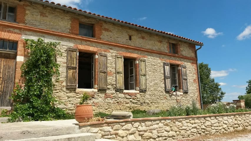 Lagarrigue - Cottages, rooms... - Caraman - Rumah