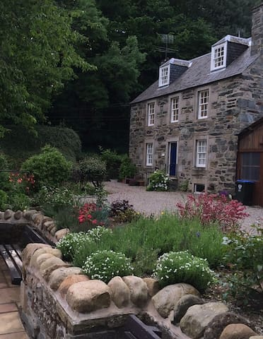 Bakehouse Cottage, Dunkeld PH8 0AT - Dunkeld - Daire