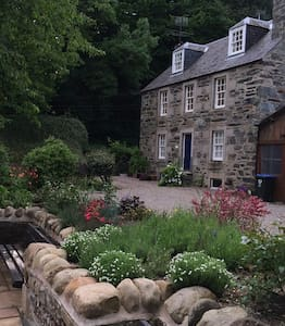 Bakehouse Cottage, Dunkeld PH8 0AT - Apartament