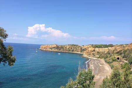 Few steps from the sea near Cefalù - Finale - Vila