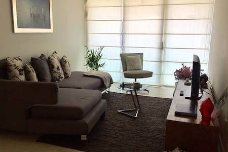 Charming and bright room - Ciudad de México - Huoneisto