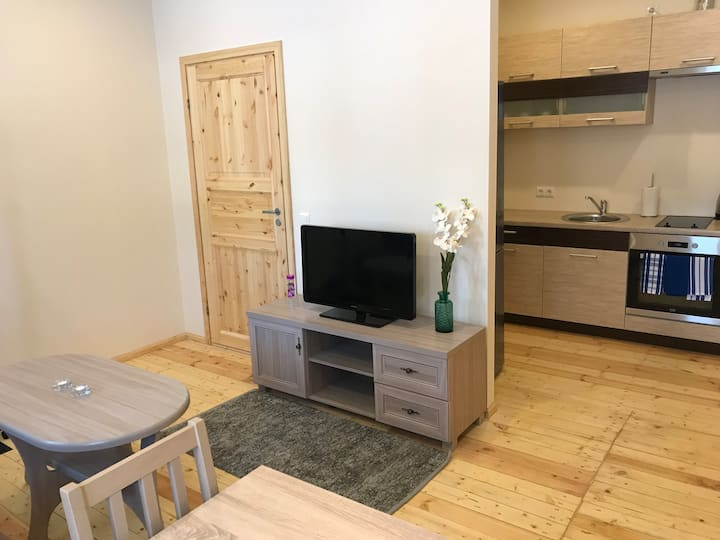 Great family apartment in the heart of Elva