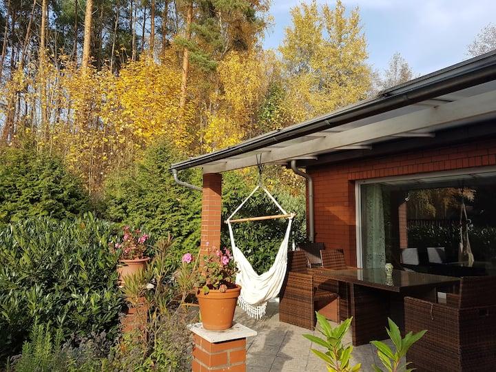 Holiday home near Potsdam and Berlin