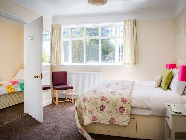 Harwood House Quadruple Room