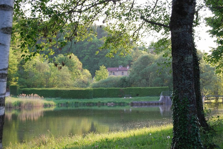 Moulin de Corde - Relax in beautiful Burgundy