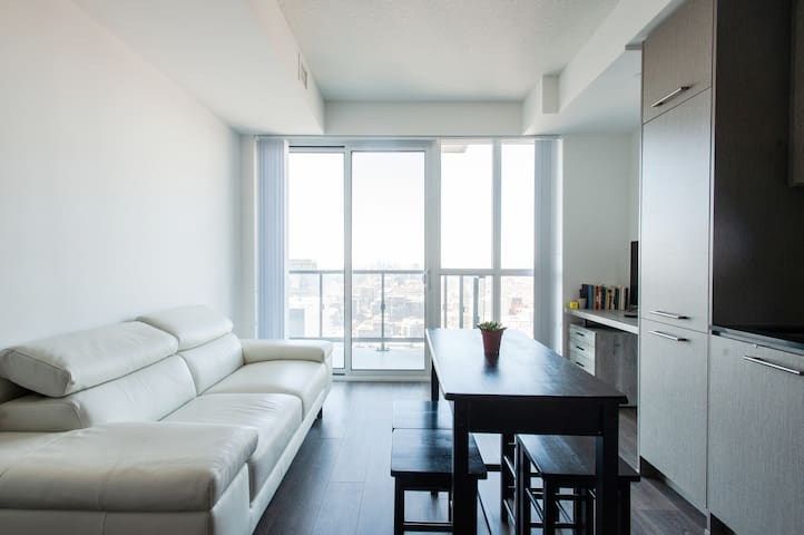 Extravagant High-Rise Condo in Downtown Toronto!