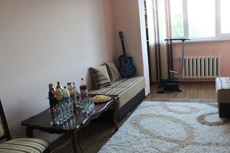 A comfortable room to stay - Bishkek - Apartament
