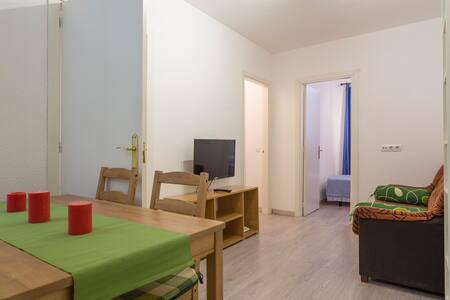 3 Room Madrid CENTER QUEVEDO - Madrid - Apartment