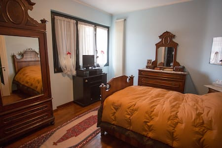 B&B Villa GRAMDE - Camera Singola Amanda - Barlassina - Bed & Breakfast