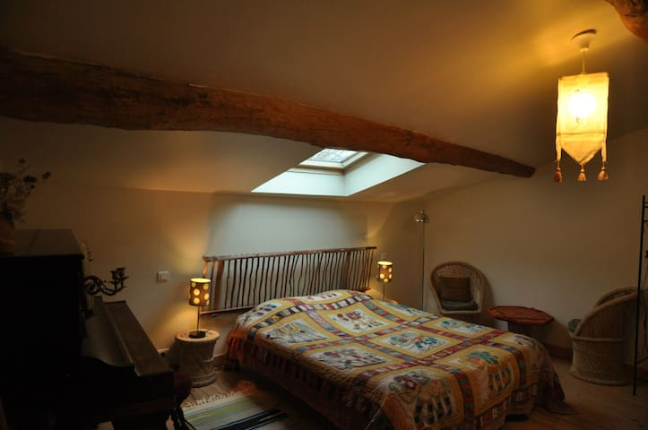 La Grange d'Agnès - Montmaur-en-Diois - Bed & Breakfast