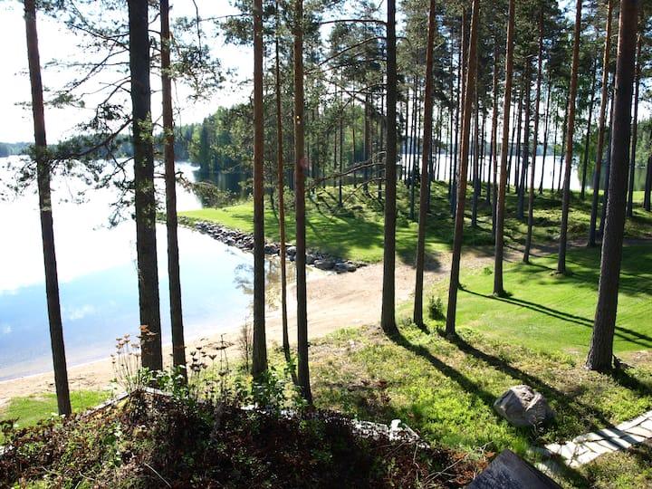 Villa Saukko / Lake Saimaa