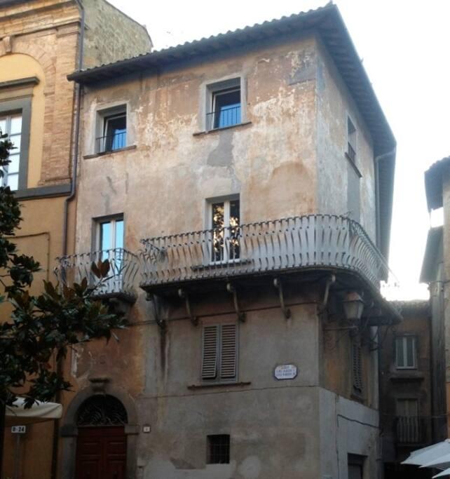 Terrazzo e Appartamento