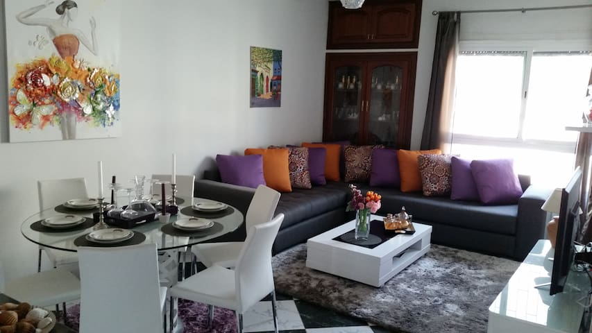 Appartement haut Standing Tetouan - Tetouan - Apartment