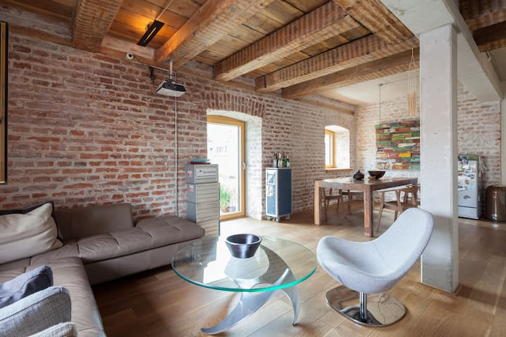 Factory Loft @ The Heart of Munich - Monaco - Loft