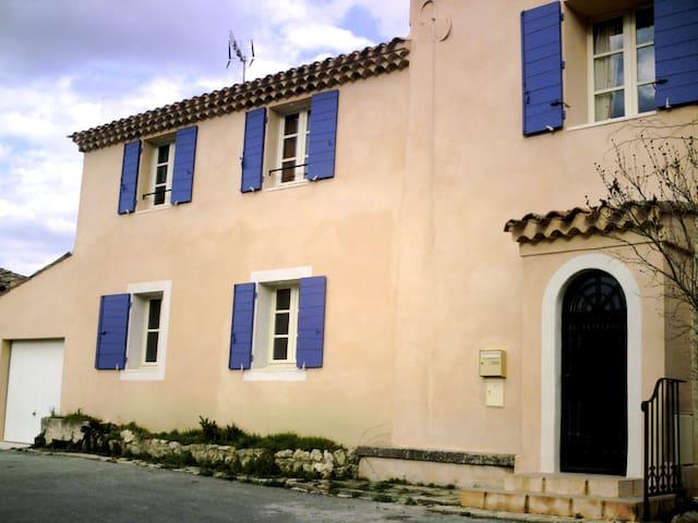 Charming Provencal house - Mirabeau - Casa
