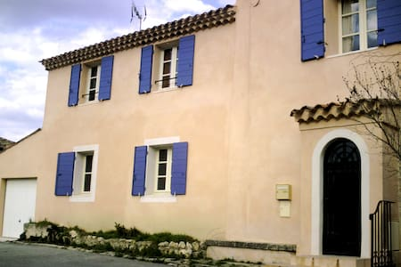 Charming Provencal house - Mirabeau