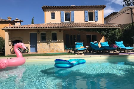 Beautiful Provence villa with private pool