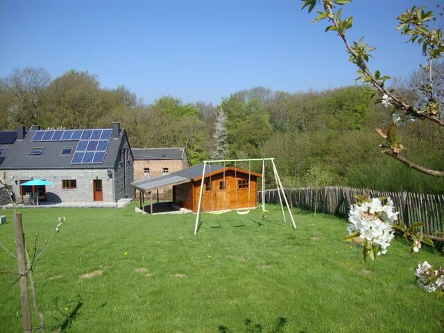 kindvriendelijk huis in Ardennen - Durbuy Wéris - House