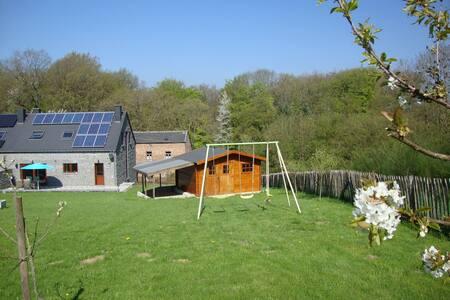 kindvriendelijk huis in Ardennen - Durbuy Wéris - Talo