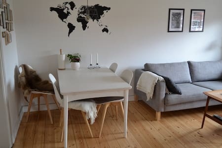 Quiet and cosy flat in Copenhagen