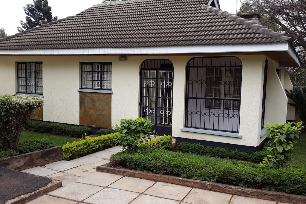 Cosy 2 bedroom guest house in lavington green - 2 bedroom apartments for rent in nairobi ...