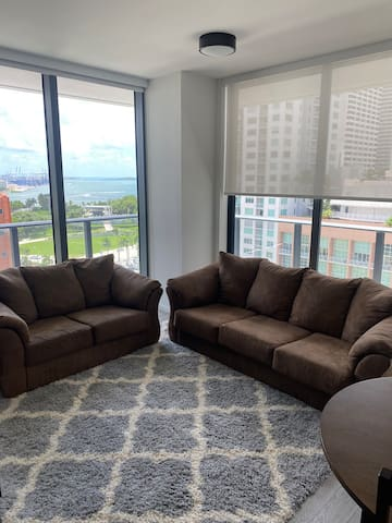 Superb Luxury Condo in Heart of Downtown Miami