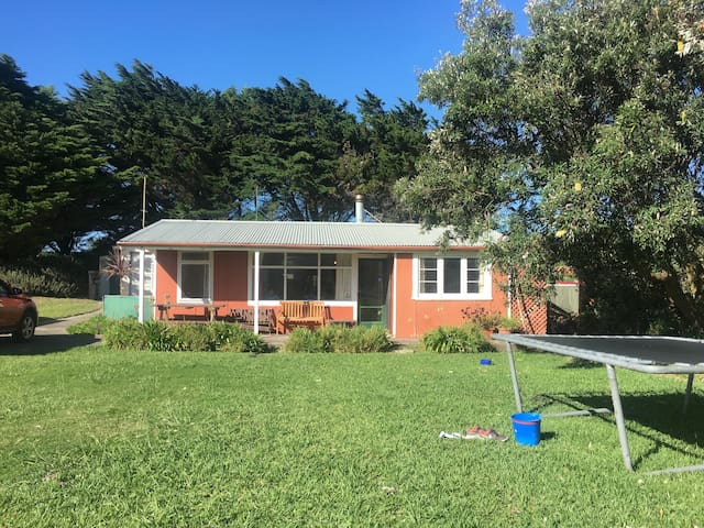 Foxton Holiday Home - Great Beach Location