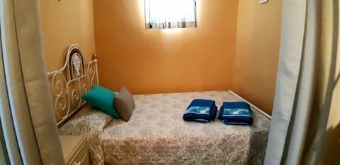 Casa das bonecas 2 com 3 camas praias fluviais.