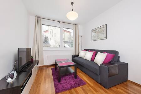 Modern flat near Prague Castle - プラハ