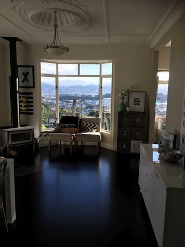 Modern Sunny Family Villa - Wellington - Casa