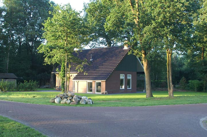 Huisje in Gees Drenthe - Gees - Zomerhuis/Cottage