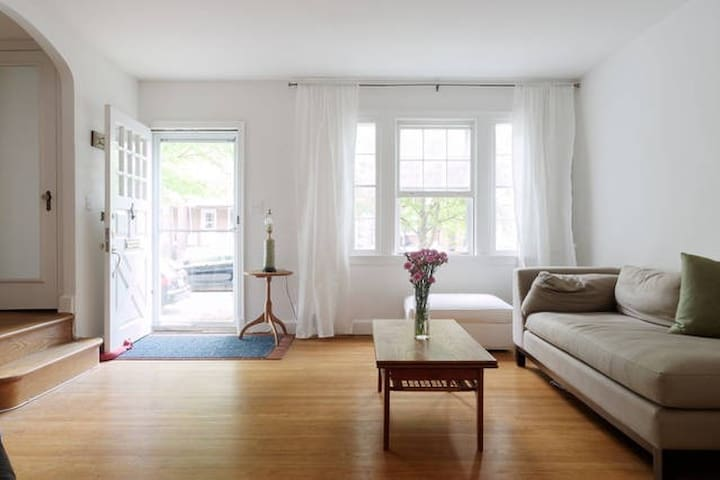 Top Rated English Basement in Glover Park/G'town