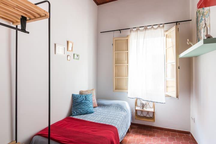 Habitación individual casco antiguo - Ciutadella de Menorca