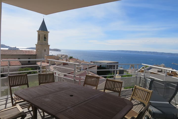Amazing modern villa - Marseille - Villa
