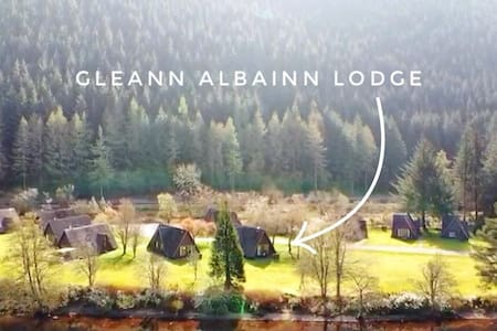 Lodge 6 Invergarry Lodges