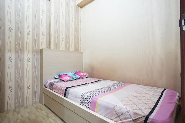 Two Bedroom at Planet Room Kemang View