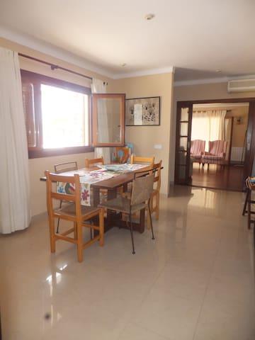 Apartamento céntrico Can Picafort
