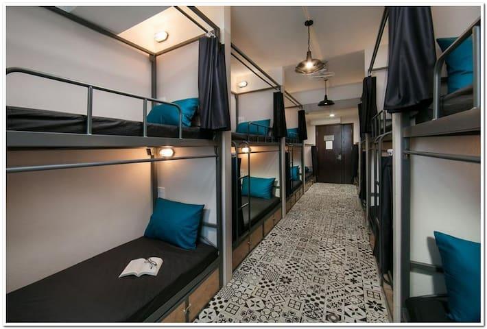 DeGu hostel- Cozy dorm - Fun time in the Pub