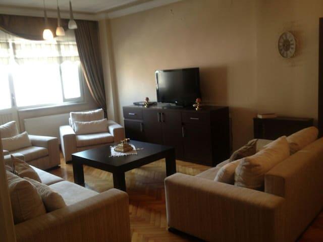 Uzunsokak 3+1 daire  - Trabzon - House