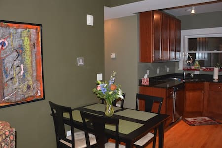 Ideal for Northwestern Visitors - Evanston - Wohnung