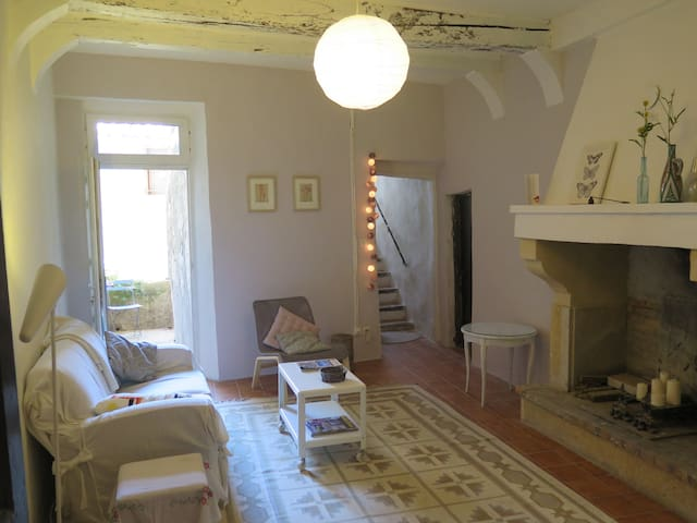 Lovely Village House in Provence - Mirabel-aux-Baronnies - 一軒家