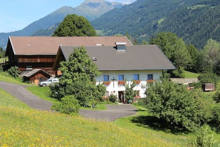 Farm Stay in Eastern Tyrol 2 - Schlaiten - Квартира