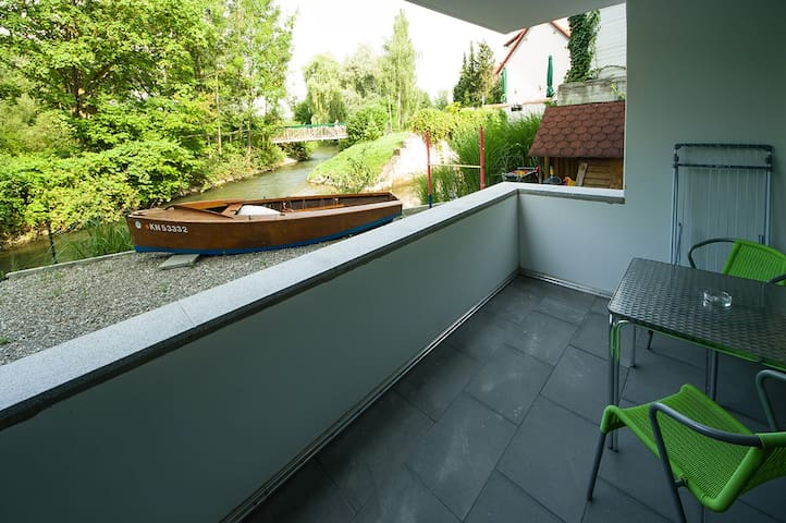 Aach Apart (Rielasingen-Worblingen), Apartment 5