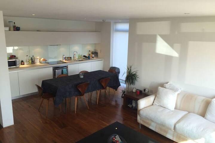 Double bedroom in spacious Apt - Dublin - Apartment