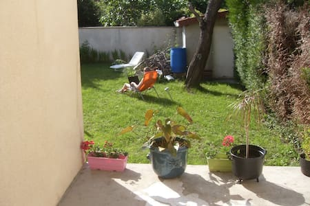 Maison au calme avec jardin. - Saint-Leu-la-Forêt