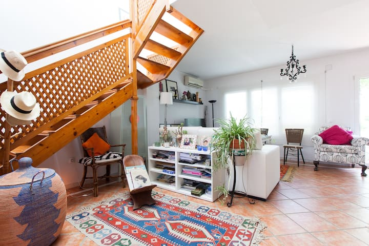 linda casa adosada junto al metro - Mairena del Aljarafe - Talo