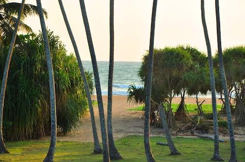 Garden View rooms at Ocean View Hotel Bentota
